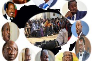L'esclavage en Libye: les vrais coupables sont africains