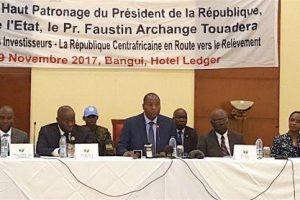 Faustin Archange Touadera veut mettre fin aux monopoles qui pèsent sur l'économie centrafricaine