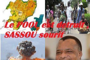 Lettre à l' « okoue »sassou-nguesso, l'enemi du Pool