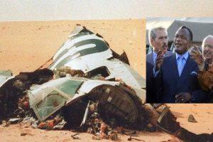 Le terroriste Denis Sassou Nguesso doit répondre de tous ses crimes notamment celui de l'attentat du DC 10 UTA