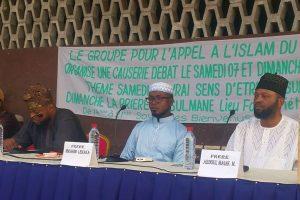 L'Islam bafoué au Congo-Brazzaville- Appel à la révolte -Appel aux femmes Congolaises