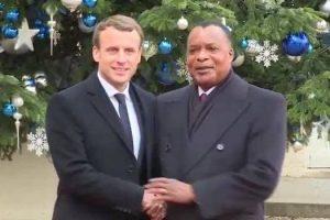 Congo-Brazzaville/France: La grande difficulté du dictateur Sassou-Nguesso à dompter Emmanuel Macron