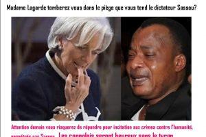 Congo-Brazzaville: Fin de mission du FMI
