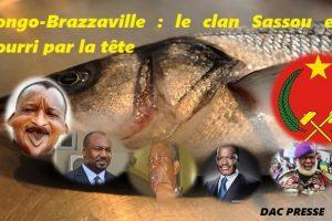 le clan Sassou est pourri par la tête
