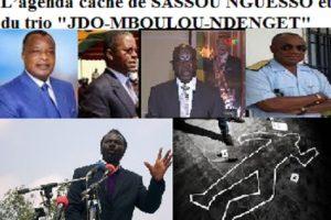 Les non-dits de l'accord de cessez-le-feu du 23 décembre 2017 ! L'agenda caché de SASSOU NGUESSO et du trio «JDO-MBOULOU-NDENGET».