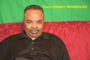 Maître Tony Gilbert MOUDILOU.
