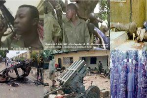 Sassou et la guerre
