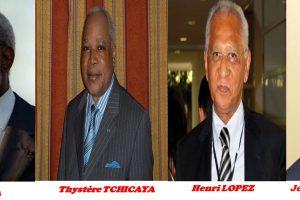 Il y a  50 ANS....  Le 26 Juillet 1968, 4 cadres, Pascal Lissouba, Henri Lopès, Jean Sathoud et Jean Pierre Tchystère Tchicaya adressaient une lettre au Président Massamba Débat.