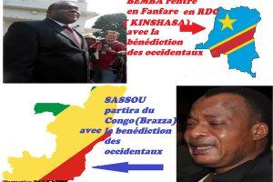 En soumettant la RDC a leur volonté cela faire sans doute bouger les lignes tout particulièrement au Congo-Brazzaville.