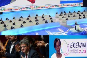 Mélenchon: Macron est «l'ennemi de la francophonie» en soutenant la candidate rwandaise