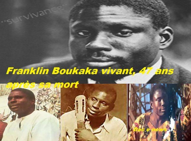 Franklin Boukaka vivant, 47 ans après sa mort