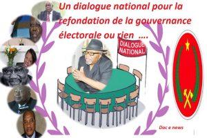 Analyse critique de la loi sur le conseil national du dialogue