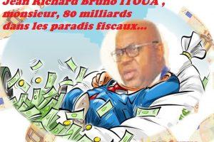 La saga Bruno Jean Richard Itoua continue….