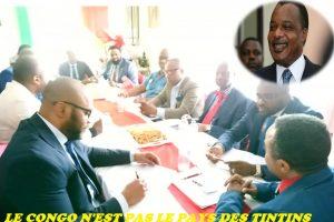 SASSOU s'emploierait à dynamiter la diaspora à travers la  CNLC