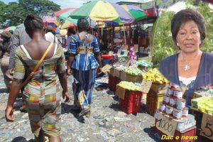 Yvonne Adélaïde Mougany table sur le secteur informel pour résorber le chômage