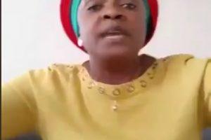 La colère d'une mère congolaise