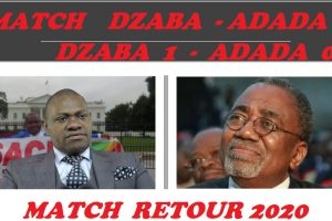 Les intimidations de Rodolphe ADADA, ambassadeur du Congo en France, font un flop !