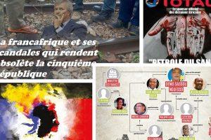 La francafrique et ses scandales qui rendent obsolète la cinquième république