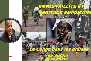 Quand le clan Sassou inocule le virus de la haine dans tous les milieux sociaux!
