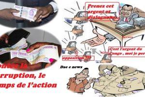 Contre la corruption, le temps de l'action