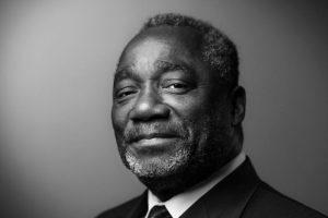 L'ancien général congolais Ferdinand Mbaou à Paris, le 21 septembre 2018.
