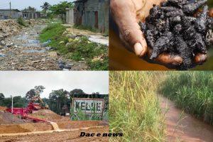 Congo-Brazzaville: Silence, la pollution environnementale se poursuit