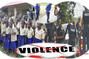 Avec SASSOU, le CONGO fout le camp, le Congo se meurt, l'école se défigure