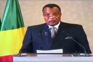 Le discours du président SASSOU NGUESSO, un rattrapage en mode copie-coller