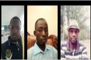 APPEL URGENT… 5 activistes maintenus en prison à Brazzaville.