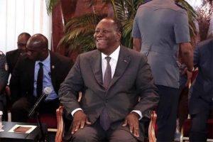 Alassane Ouattara : « J'ai décidé de ne pas être candidat en 2020 »