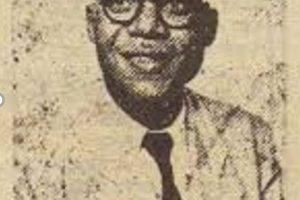 PAUL KAMBA nous a quitté le 19 Mars 1950 – Il y a 70 ans