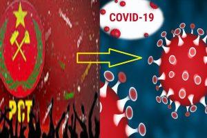 Congo: Covid 19. Oui, Mais, au Parti Congolais du Travail.