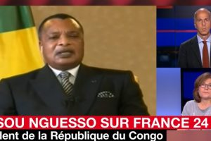 Tempête de mensonge autour de l'interview du despote a RFI et France 24
