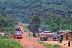 Connaissance des villes et villages du Congo : la Sangha par Justin NDANDILA-NDOUDI