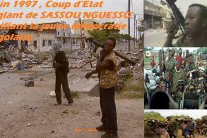 Congo-Brazzaville:  Guerre civile du 5 juin 1997 et série noire personnelle aux dates du 5.