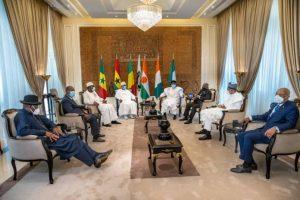 Mali: la mission de la CEDEAO se termine en queue de poisson