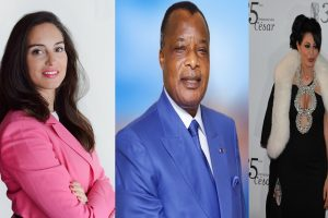 Yamina Benguigui, Florence Gabay et cie : lobbyistes du régime dictatorial de Sassou-Nguesso.