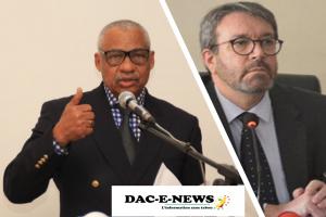 Ouabari Mariotti, ancien ministre de la Justice parle des déboires du Congo-Brazzaville