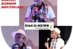 » S E K E L E» : KOSMOS MOUNTOUARI dans «EMPREINTES» l'album qui réunit huit Légendes et huit grandes voix de la musique congolaise.