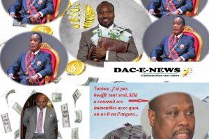 Sassou-Nguesso et le Cartel de Brazzaville.