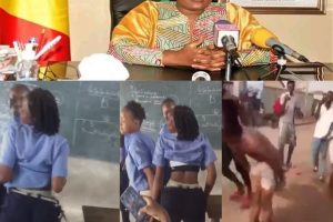 La jeunesse congolaise a dansé presque nue! A qui la faute?