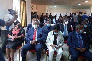La concertation de Madingou, une grossière mystification politique avalisée par l'opposition.