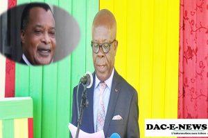 Monsieur Philippe Mvouo, le chantre de Sassou Nguesso