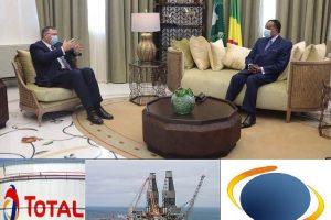 Sassou Nguesso brade le pétrole congolais pour se faire réélire avec l'onction de la France (Total).