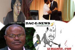 SASSOU ne peut pas être le référent dans la crise congolaise car il est le problème.
