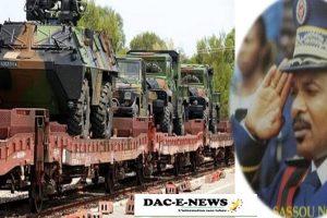 Monsieur Sassou Nguesso prépare encore une guerre civile au Congo-Brazzaville.