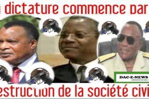 La société civile congolaise est-elle détruite?