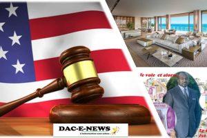 Denis Christel Sassou Nguesso en proie à la justice américaine.