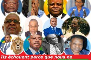 La transhumance politique au Congo-Brazzaville à l'approche de l'élection présidentielle du 21 mars 2021.