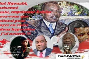 Le Congo-Brazzaville au bord de l'abime.